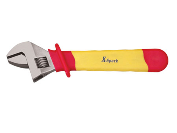 7402 Insulated Adjustable Wrench